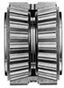 Timken - Due file di rulli conici anello interno doppio